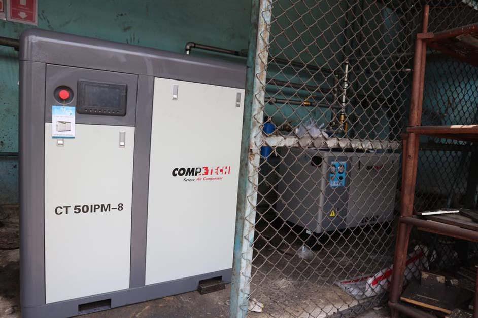 ติดตั้ง Comptech CT50 IPM