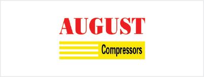 August Screw Air Compressor